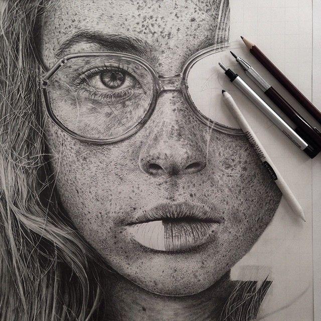 #art #drawing #portrait
