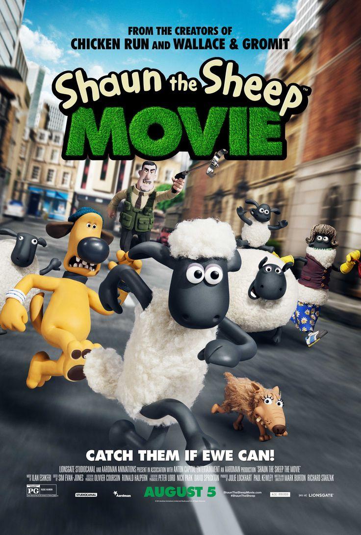 Shaun the Sheep Shaun the sheep, Good animated movies, Sheep