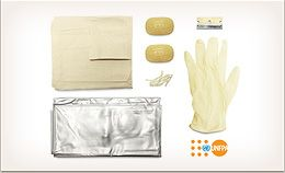 Safe birth kit