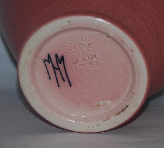 dating rookwood pottery marks The same general dating identify your pots and porcelain with this reference guide to pottery marks information and help identifying american pottery.