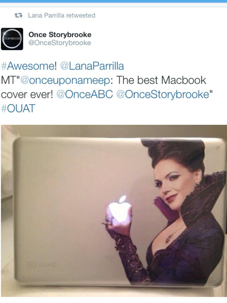 I totally need two cases...one with a Snow white sticker and one with a Regina Sticker...I could swap them out.....