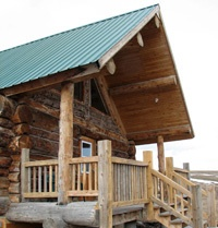 Sierra West Cabins & Ranch Vacations, Alberta