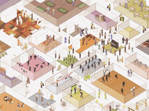 social encounter public space - Google zoeken