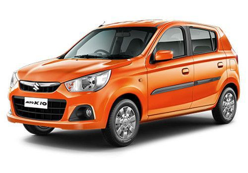 The Maruti Alto K10 is a great value for money premium hatchback car and the fact that it comes with the AGS gearbox, makes it a winner.