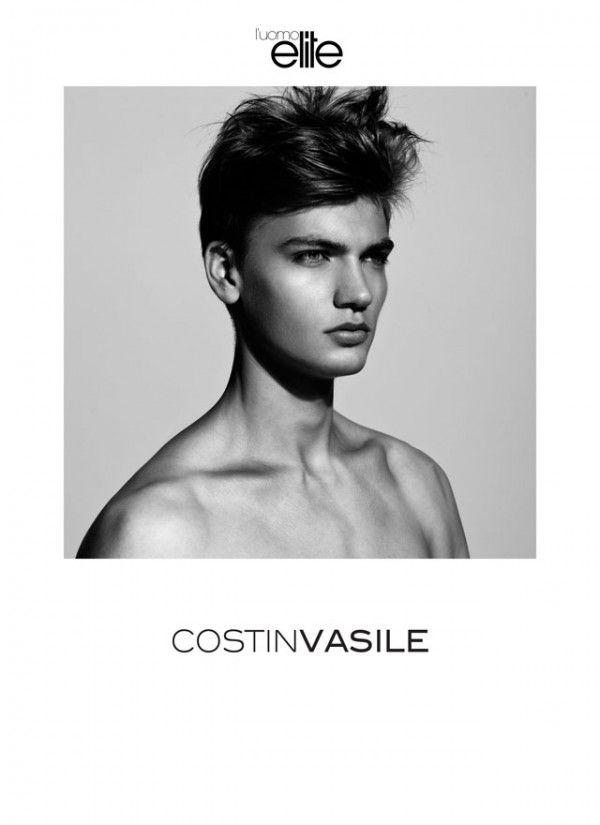 Costin Vasile shot in Milan  Found on: http://uniquemodelsagency.ro/costin-vasile-photo-test-milan/