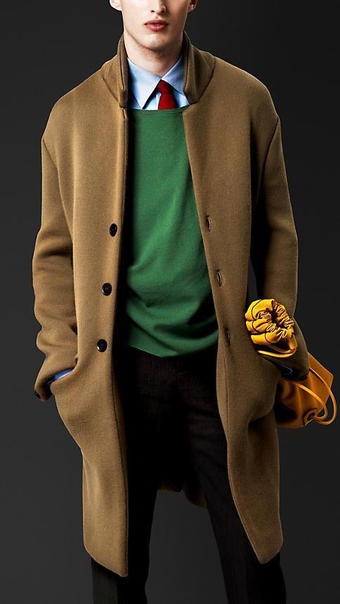Best 10  Coats for men ideas on Pinterest   Long coats for men ...