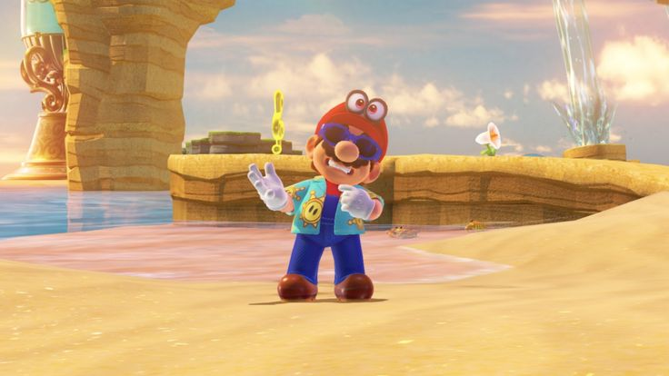 Super Mario Odyssey Costumes: Mario Sunshine Outfit, Knight Armor, And More  ||  From a Super Mario Sunshine-themed Mario to Mario in a full suit of armor, here are all the outfits in Super Mario Odyssey for Nintendo Switch. https://www.gamespot.com/gallery/super-mario-odyssey-costumes-mario-sunshine-outfit/2900-1470/?utm_campaign=crowdfire&utm_content=crowdfire&utm_medium=social&utm_source=pinterest
