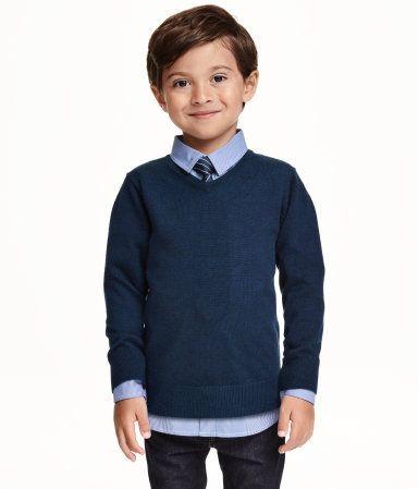 H&M Pullover aus Merinowolle 24,99
