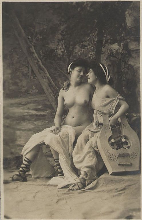 Love bed by sapphic erotica lesbian love porn with arteya 9