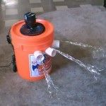 DIY Air Conditioner From a 5 Gallon Bucket for Under $25