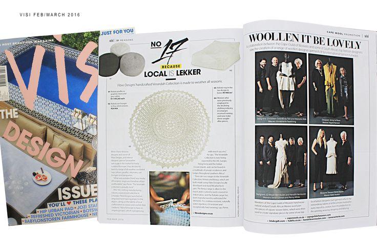 Visi Design Edition - Feb/Mar 2016