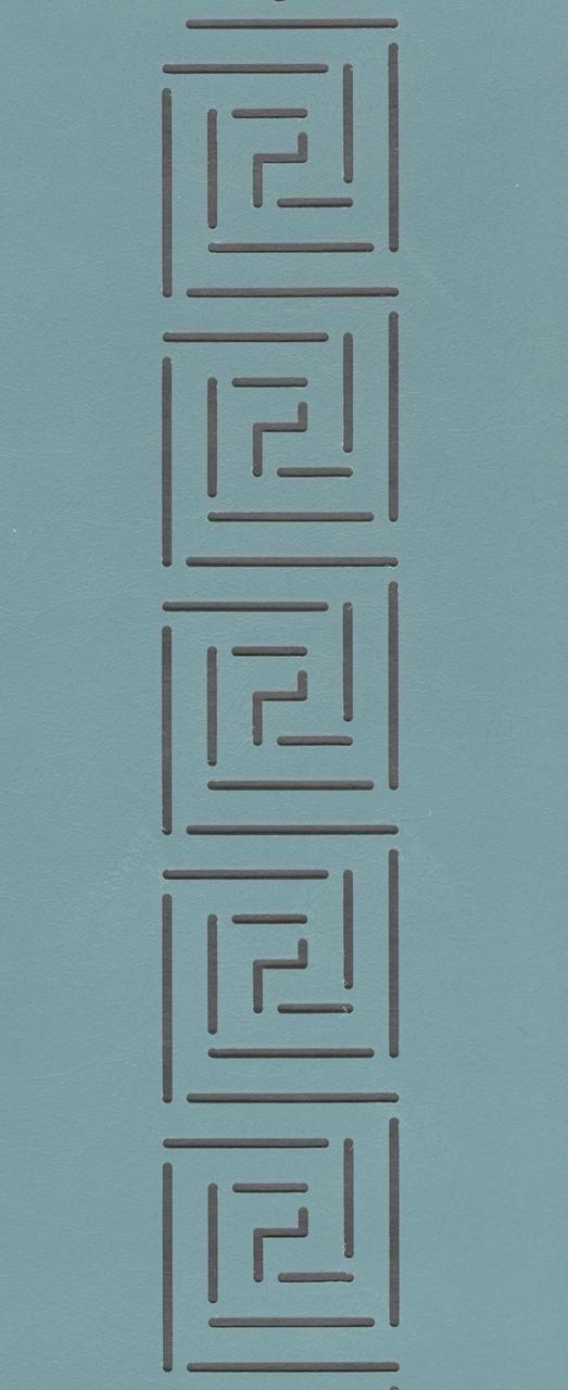"""Greek Chain .75"""" - The Stencil Company"""