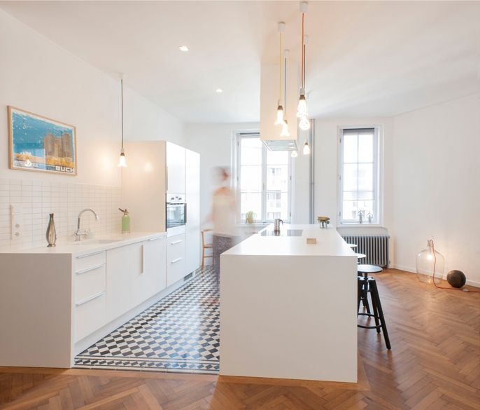 Die besten 25+ offene Küchen Ideen auf Pinterest | Offene ...