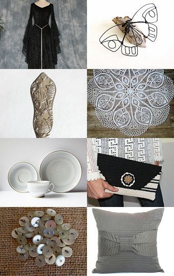 Round Lace by Hilit Ka on Etsy--Pinned with TreasuryPin.com