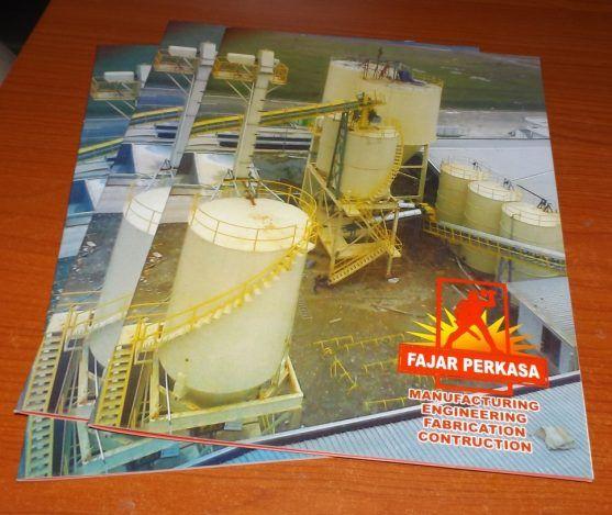 Contoh Company Profile Printed Hardcopy untuk Perusahaan ...