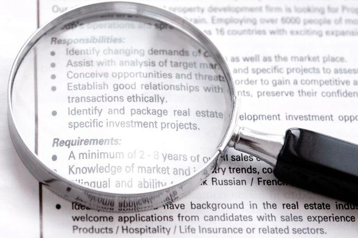 Elements of a Well Written Job Description Executive Search for - physician job description