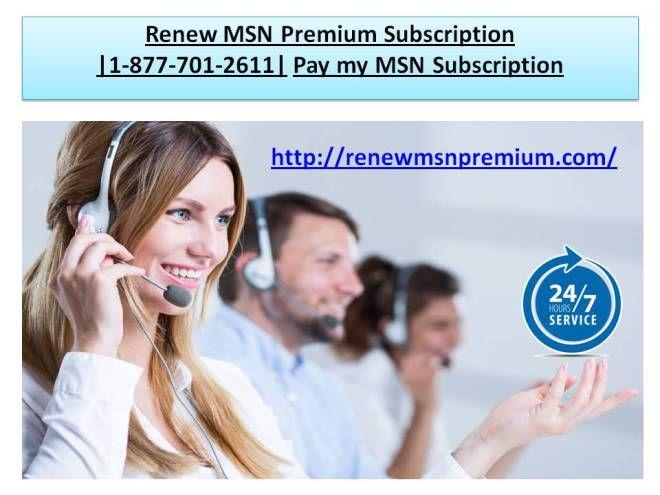 Pin by Anjalijkbinfo on Renew MSN Premium Account support
