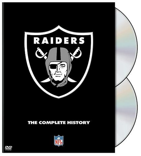 Oakland Raiders DVD