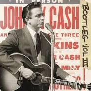 Johnny Cash was an American singer-songwriter, author, and actor. He played country music and Rock and Roll. He died on September 12, 2003