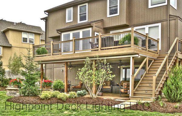 Highpoint Deck & Landscape Lighting | Gallery
