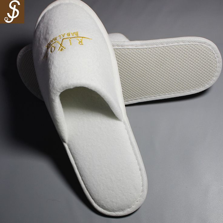 S&J Hot sale with popular design 5 star hotel slipper for women