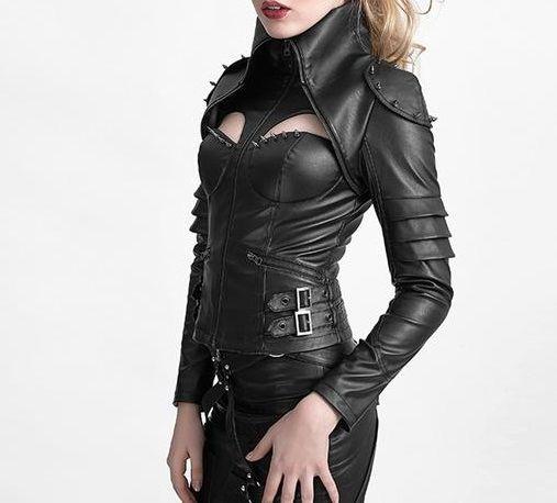 Warrior Queen Jacket by Punk Rave | $179 at OtherWorld Fashion