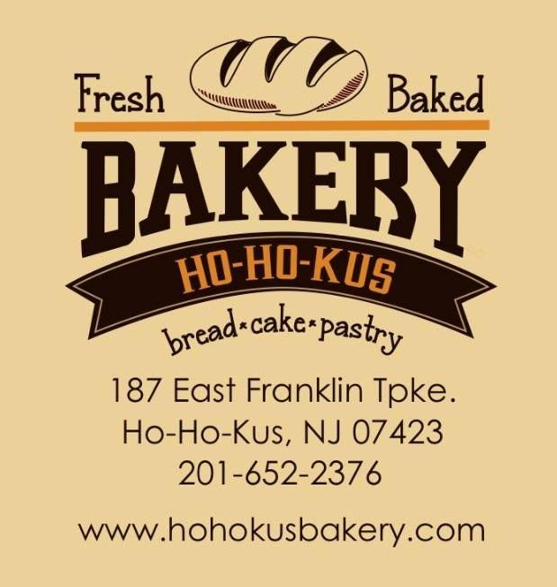 A new bakery named Ho-Ho-Kus Bakery has opened today in Ho-Ho-Kus. The bakery features bread bake and pastry all which are baked fresh daily. Ho-Ho-Kus Bakery 187 East Franklin Turnpike, Ho-Ho-Kus, NJ Website