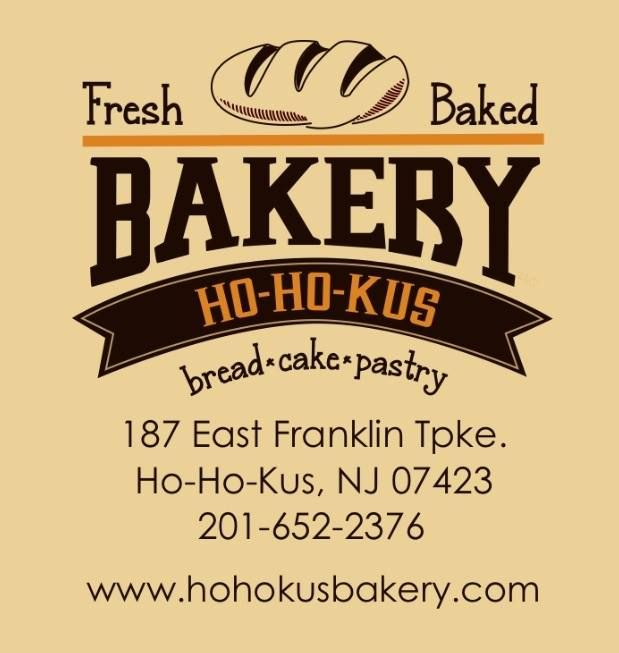 A new bakery named Ho-Ho-Kus Bakery has opened today in Ho-Ho-Kus. The bakery features bread bake and pastry all which are baked fresh daily. Ho-Ho-Kus Bakery 187 East Franklin Turnpike, Ho-Ho-Kus, NJ Website