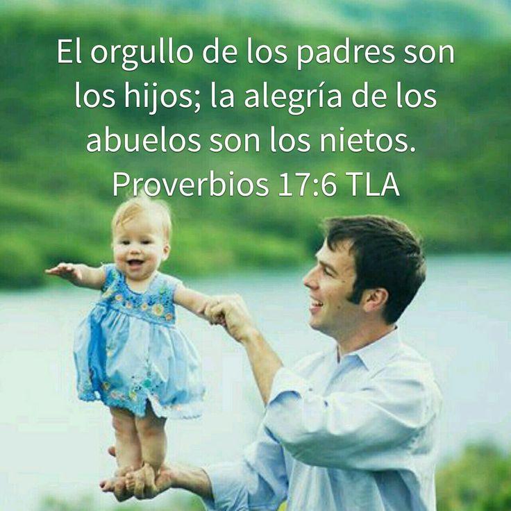 Proverbios 17:6