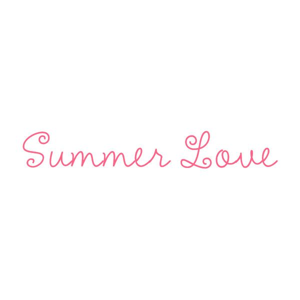 Summer Love Quote By ~rena;;♥ ❤ Liked On Polyvore