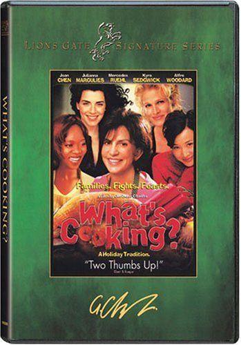 Whats Cooking? / HU DVD 251 /  http://catalog.wrlc.org/cgi-bin/Pwebrecon.cgi?BBID=3872499
