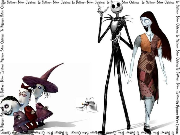 236 best Nightmare Before Christmas images on Pinterest | Jack ...