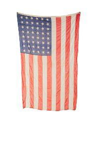 Americana 48-Star Flag