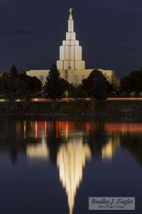 Idaho Falls Idaho LDS Temple