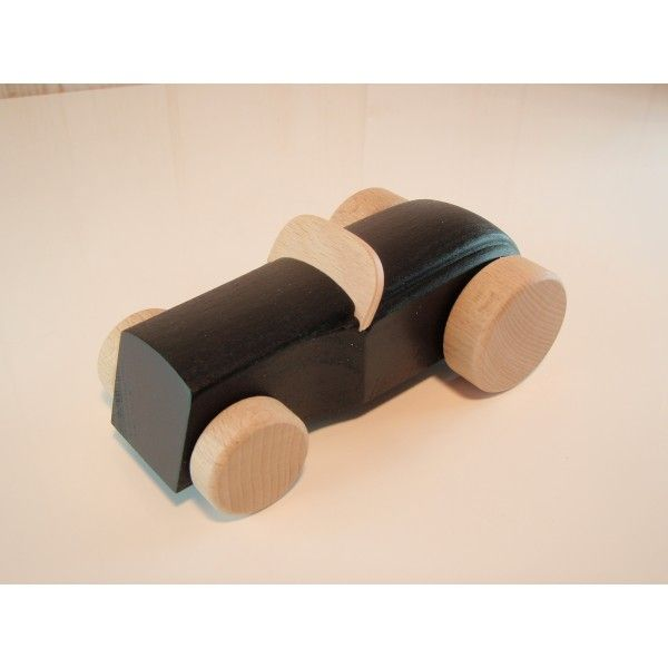 Hot Rod - Wood & Skills