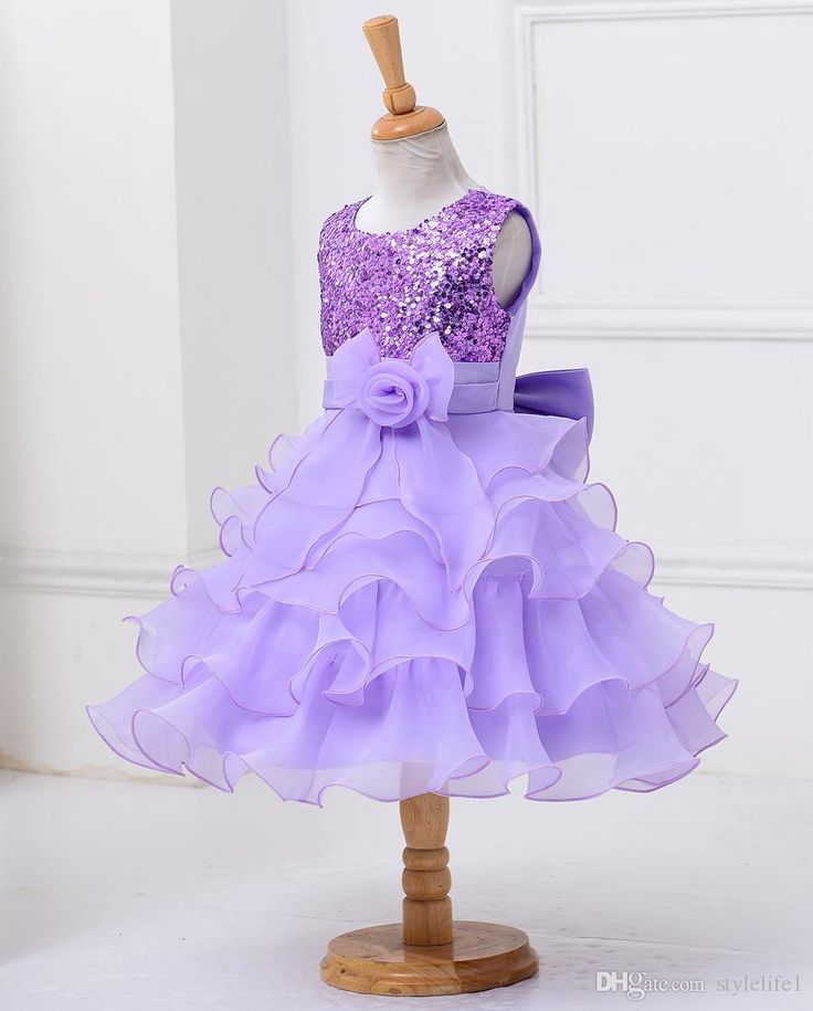 Kid Floral Dress Pageant Party Dresses Girl, Performance Shows Dress, Baby Girl Lace Arabic Wedding Dress Available Bridal Shoes Cheap Dresses From Beautiful_life6, $13.07| Dhgate.Com