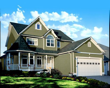 Royal Vinyl Siding Home Decor