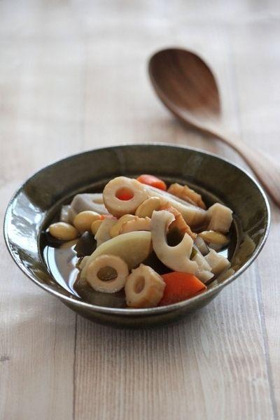 ほっこり煮物と、三五八漬け。 by 柳川かおりさん | レシピブログ ...