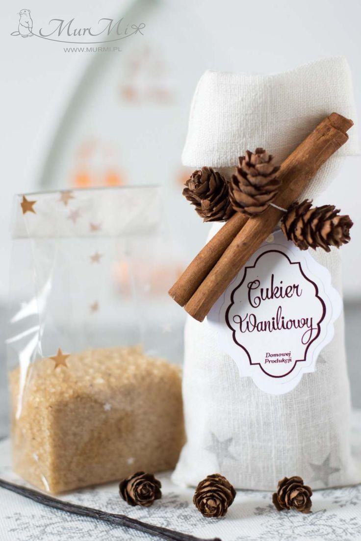 cukier waniliowy domowej produkcji, diy
