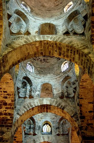 Church of S. Cataldo, Palermo, Italy