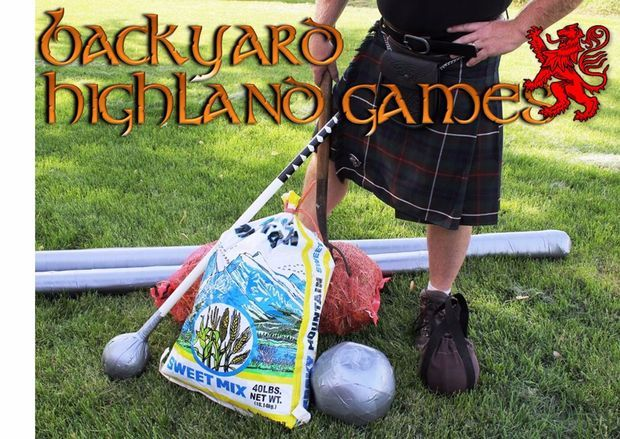 Picture of Backyard Highland Games