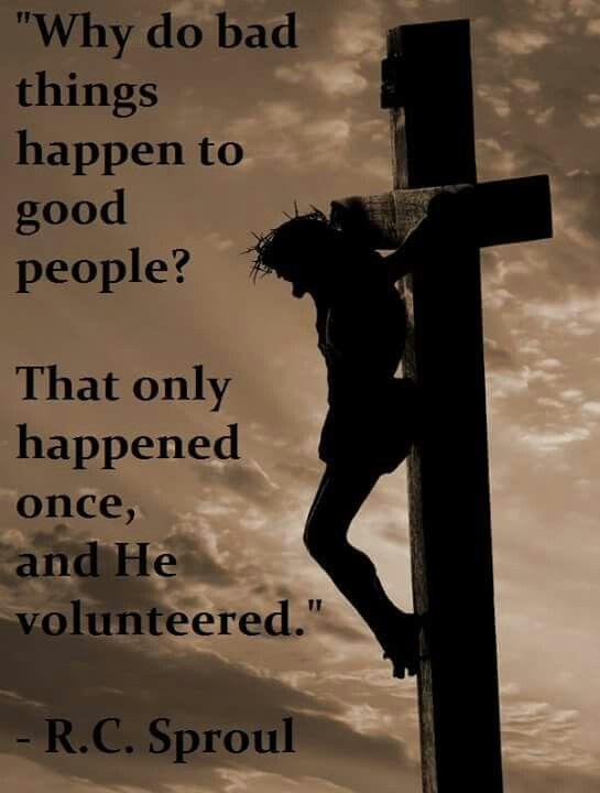 He Volunteered