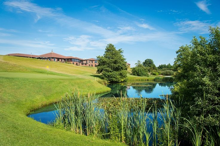 Greetham Valley is the perfect destination for golf in Rutland throughout the year.