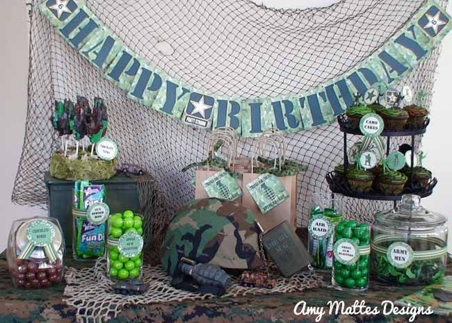 17 Birthday Party Ideas for Boys You Will Love - Spaceships and Laser Beams