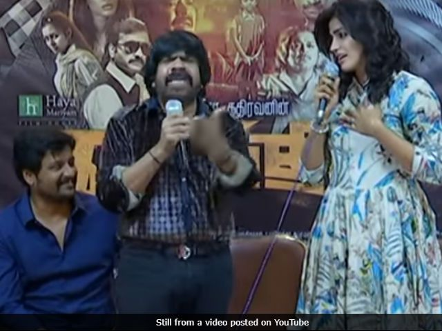 Venkat Prabhu Trolled For 'Supporting' T Rajendar Who Insulted Vizhithiru Actress Dhanshika - NDTV #757Live
