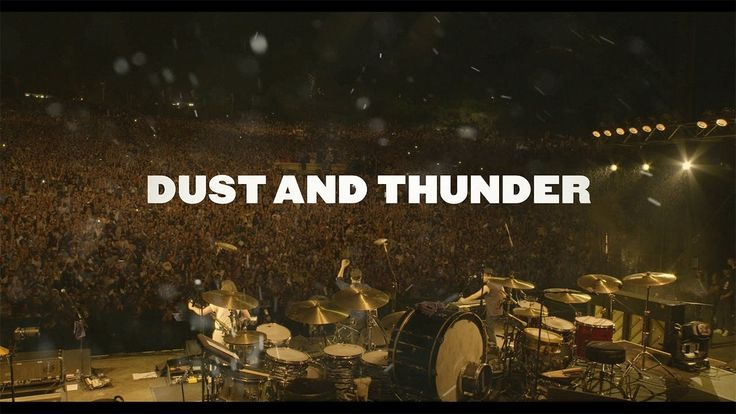 """Mumford & Sons """"Live From South Africa: Dust and Thunder"""" - Official Tra..."""
