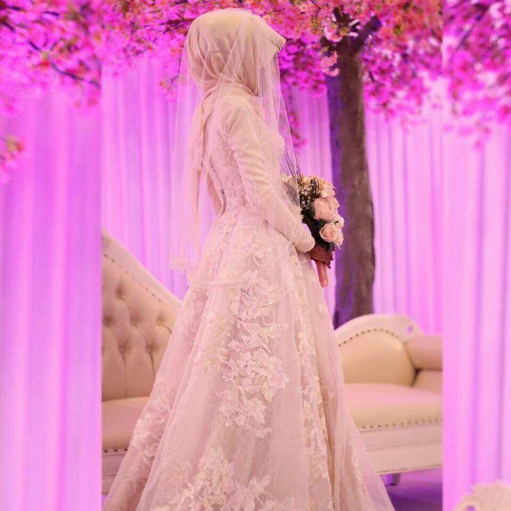 basma k hijabi brides pinterest