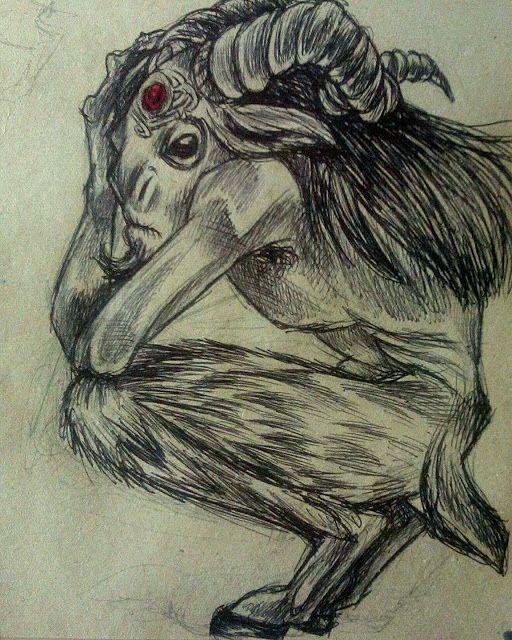 Creativity of Fià: Fauno