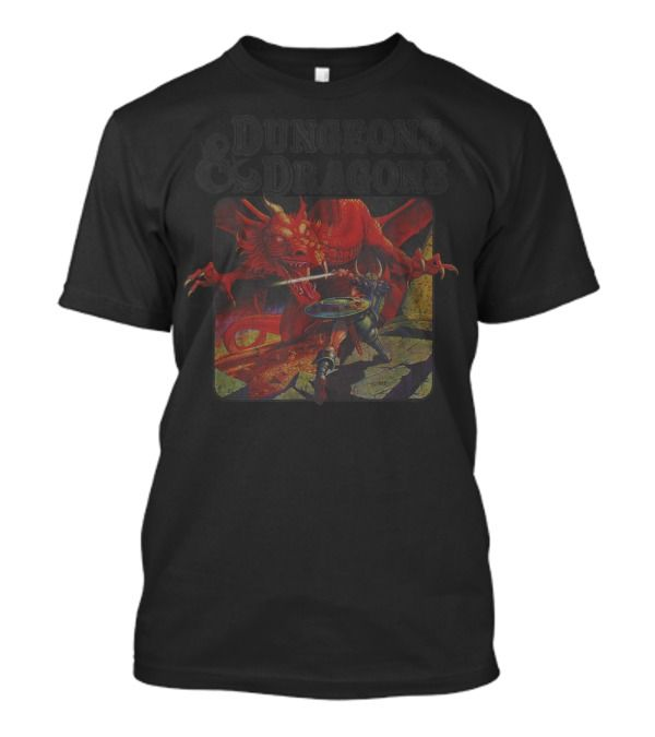 Shop Dungeons Dragons Classic Basic Rules 64 Bestselling T Shirts Designed By Vuthanhtrung9176 As Well As Other Bestselling Mercha Shirts Shirt Designs T Shirt