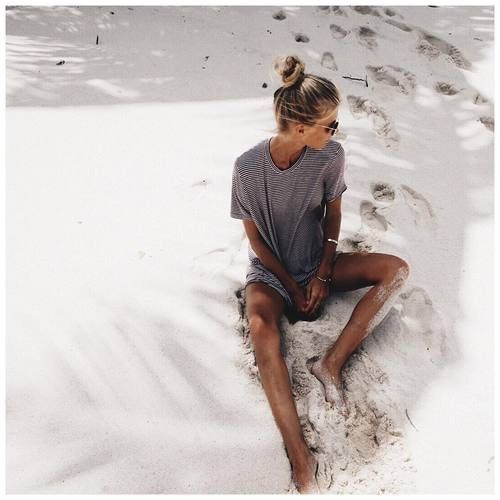 Summer <3 Sand in between toes